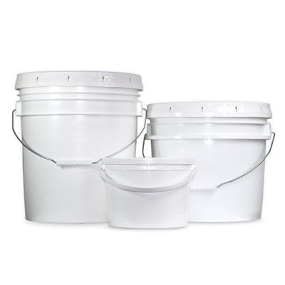 Buckets, Containers