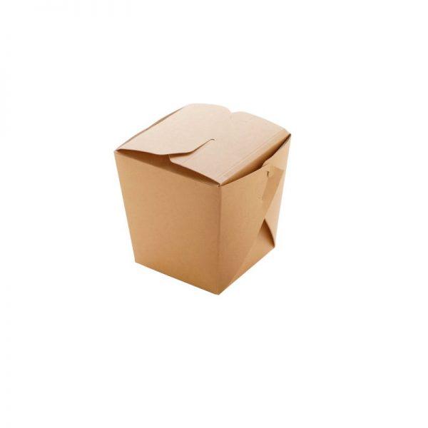 dėžute makaronams